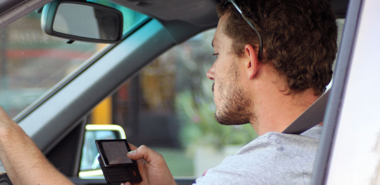 O'Donnell Insurance Services | Blog | Texting while driving can affect your auto insurance rates