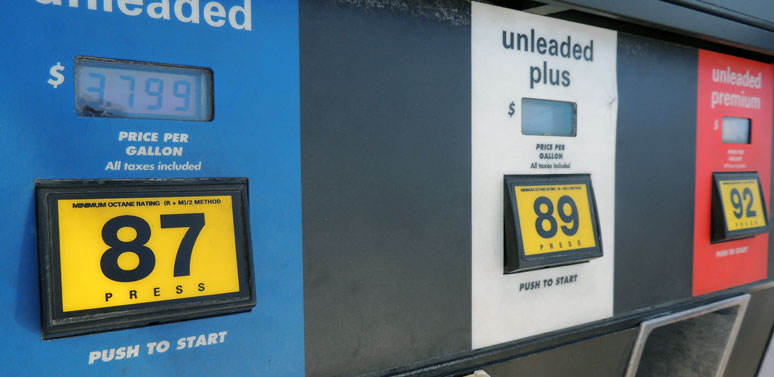 O'Donnell Insurance Services | Blog | Gas Pump